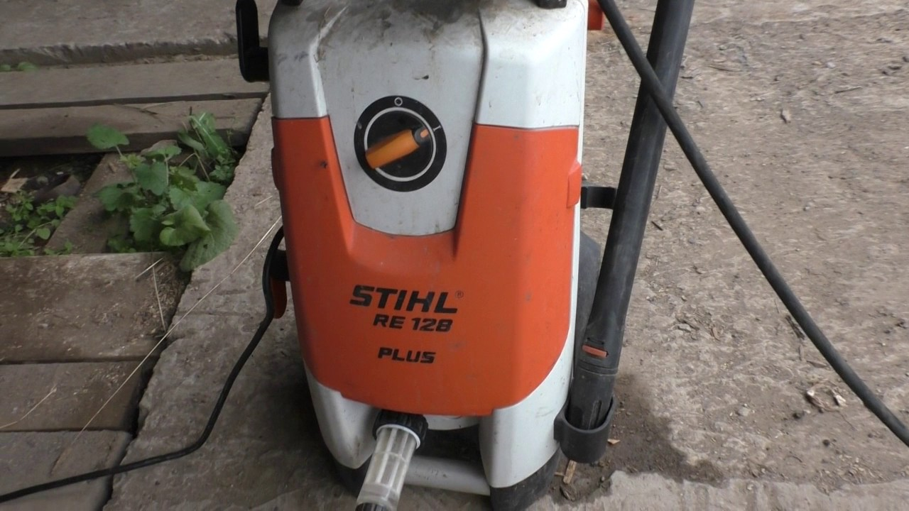 Ремонт мойки высокого давления Stihl