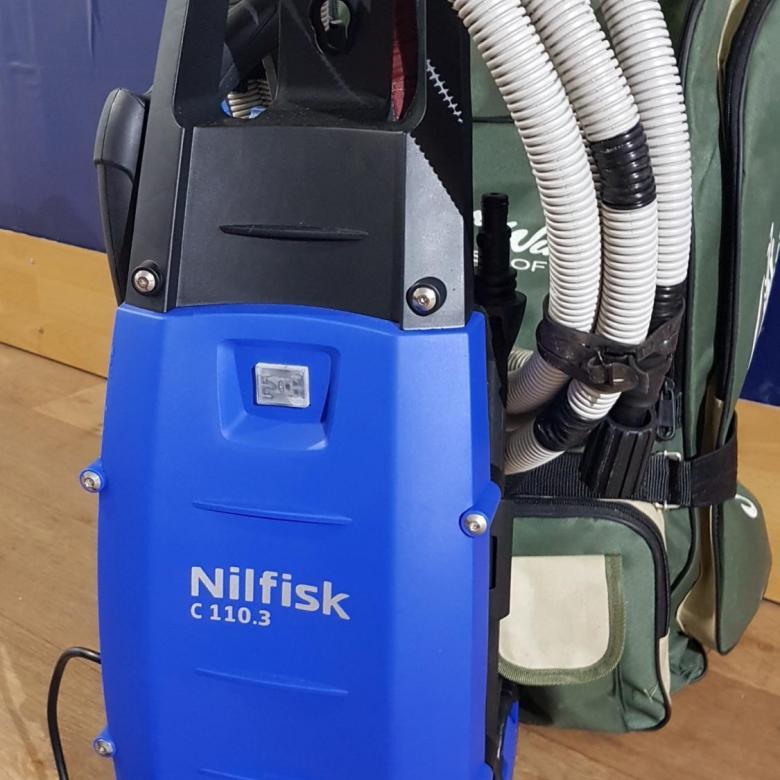 Ремонт мойки высокого давления Nilfisk