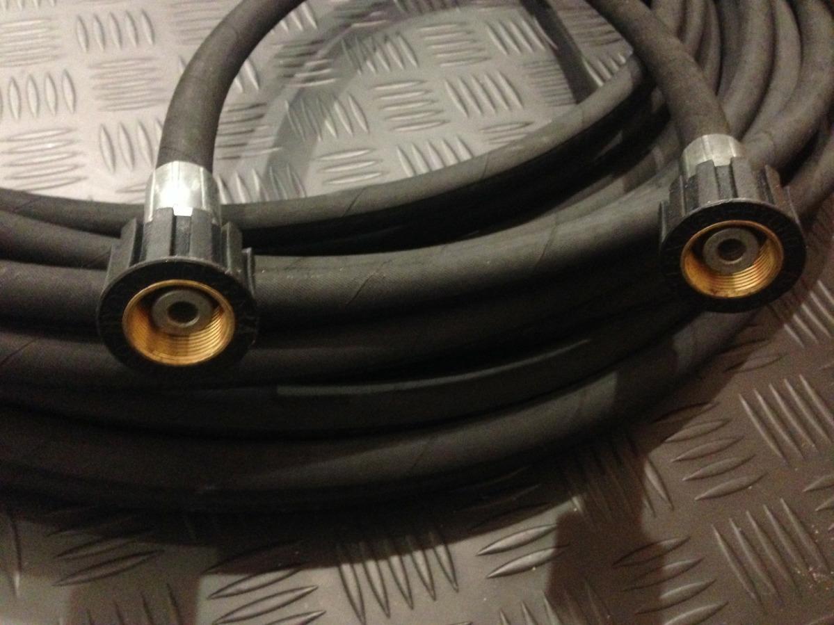 Ремонт шланга высокого давления для мойки