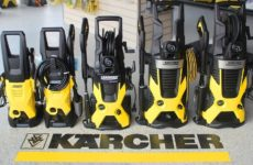 Ремонт мойки высокого давления Karcher